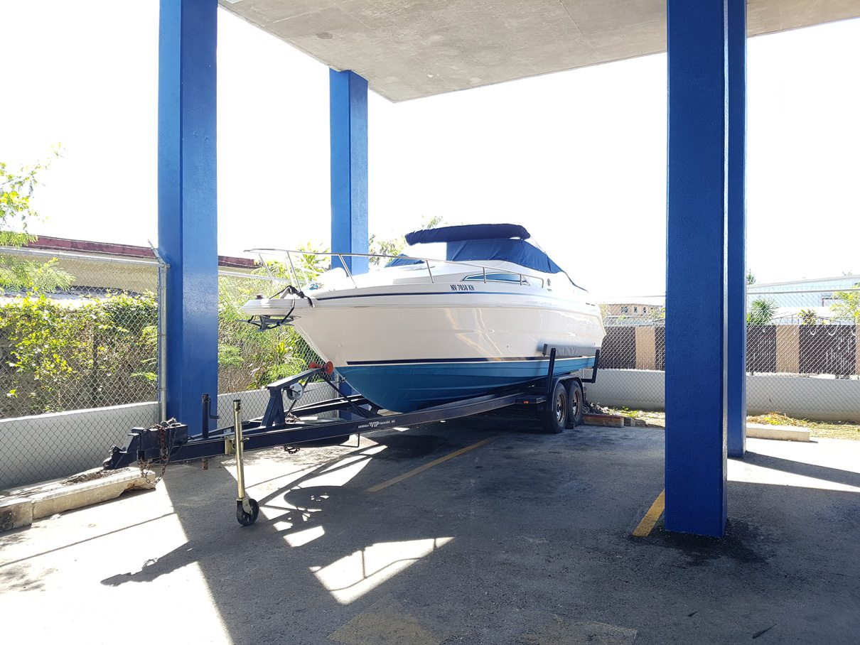 Vehicle and Boat Storage | GU Self Storage | Self Storage in Guam | Our Facility | GU Self Storage | Self Storage in Guam